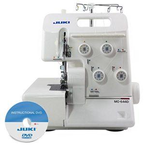 Juki Mo-644d 2-needle, 2/3/4 Thread Serger