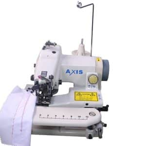 Axis 500-1 Portable Blind Stitch Hemming Machines Alterations Hem Pants - Dressmaker Sewing Machine Desk Blindstitch Hemmer Pedal Professional