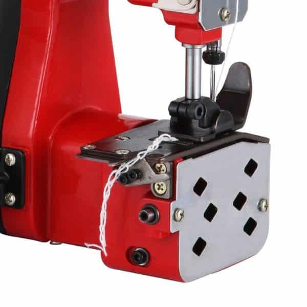 BestEquip Portable Bag Closer 110V Industrial Bag Closing Machine Woven Bag Closer Stitcher Sewing Tool for Bag Sealing