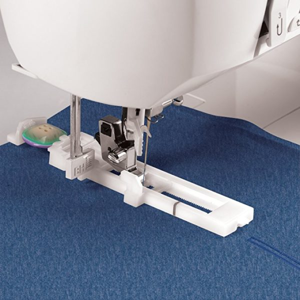 Singer 7256 Fashion Mate 70-Stitch Computerized Free-Arm Sewing Machine with Automatic Needle Threader