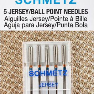 25 Schmetz Jersey Ball Point Sewing Machine Needles 130/705 H SUK Size 90/14