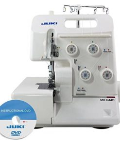 Juki Mo-644d 2-needle, 2/3/4 Thread Serger
