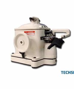 TechSew 402 Industrial Fur Sewing Machine with Assembled Table & Servo Motor