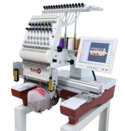 MakeIT Products and Equipment Commercial Embroidery Machine