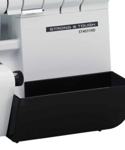 Brother Serger, ST4031HD, Strong and Tough Serger, Durable Metal Frame Construction, Large Extension Table, 1,300 Stitches Per Minute