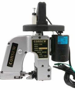 Consew C10NS Heavy Duty Single Needle Chainstitch Portable Bag Closer/Closing Sewing Machine