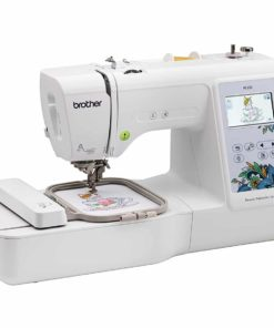 Brother PE535 Embroidery Machine with 80 Built-In Designs