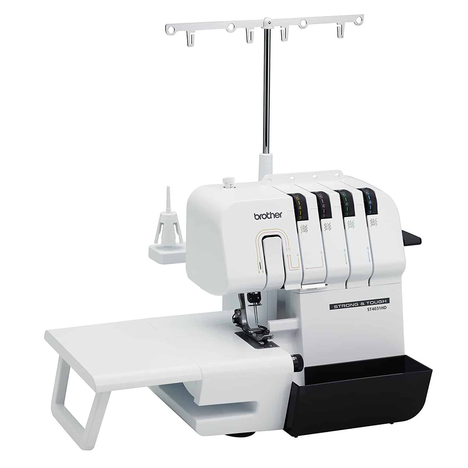 Brother Serger St4031hd Strong And Tough Serger Durable