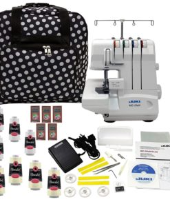 Juki MO-50en Serger with Bonus accessories
