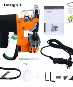 Yaetek 110V Industrial Portable Electric Bag Stitching Closer Seal Sewing Machine