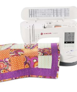 Singer SE340 Legacy Sewing and Embroidery Machine with Bonus Software and Online Owner's Class