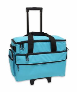 BlueFig TB19 Sewing Machine Trolley (Aqua)