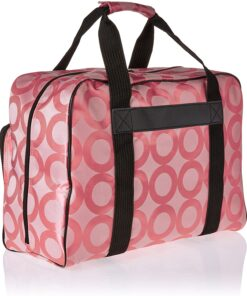 Janome Pink Universal Sewing Machine Tote, Canvas - 2