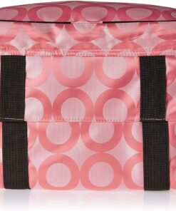 Janome Pink Universal Sewing Machine Tote, Canvas - 3