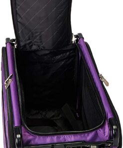 Mascot Metropolitan Tutto Machine Case On Wheels Extra Large 24in Purple, X-Large-24 - 4