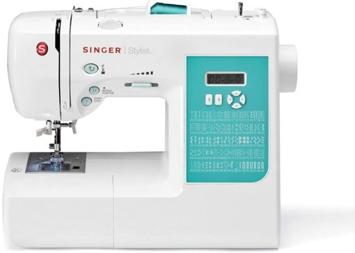 Singer 7258 100-Stitch Computerized Sewing Machine with 76 Decorative Stitches with Machine Tote - 3