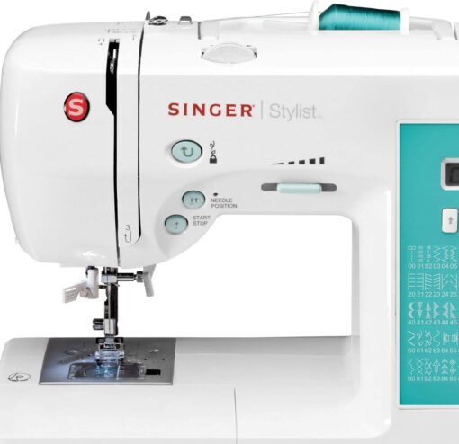 Singer 7258 100-Stitch Computerized Sewing Machine with 76 Decorative Stitches with Machine Tote - 4