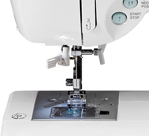 Singer 7258 100-Stitch Computerized Sewing Machine with 76 Decorative Stitches with Machine Tote - 9
