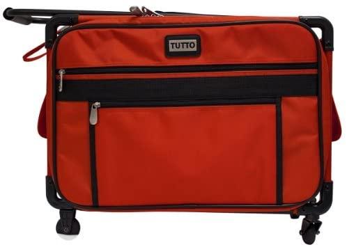 Tutto Machine on Wheels - Red Medium 19 L x 13 H x 10 D - 2